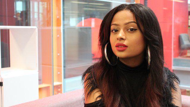 Nigerian singer Lola Rae