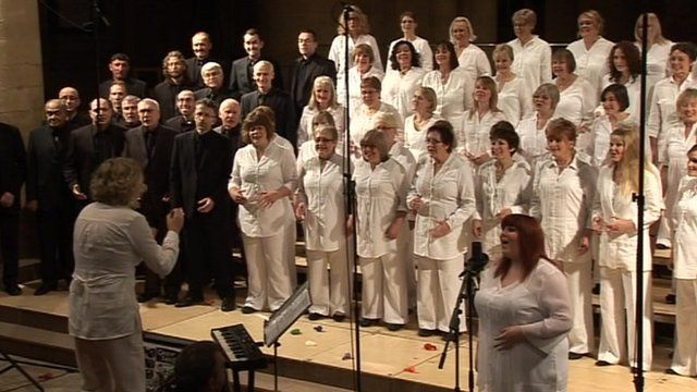 Choir Invisible at Southwell Minster