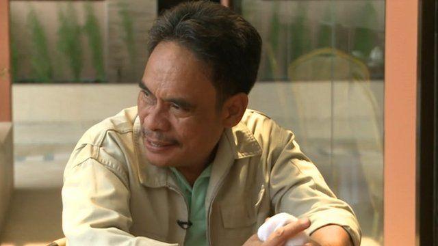 Journalist Nash Maulana