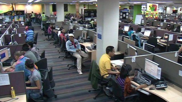 Philippines call centre