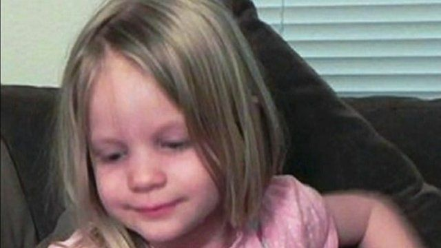 Emilie Parker who died in the school shooting in Connecticut