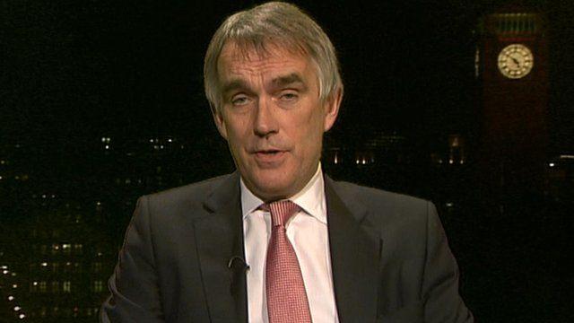 Robin Gisby of Network Rail