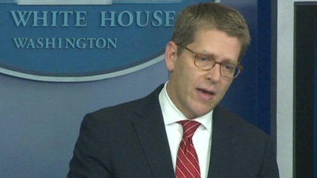 White House spokesman Jay Carney