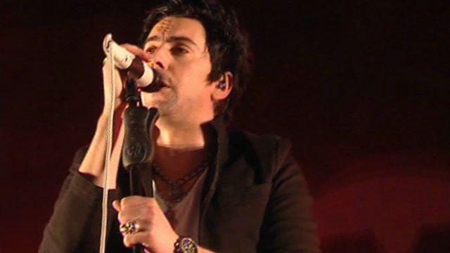 Lead singer of Lostprophets, Ian Watkins