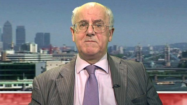 ONS chief economist Joe Grice