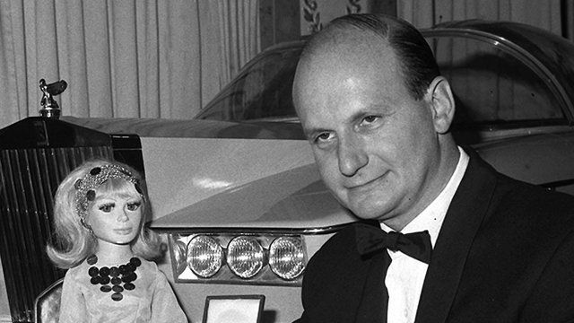 Gerry Anderson in 1966