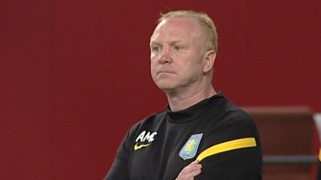 Alex McLeish has managed Birmingham City and Aston Villa in the past few years