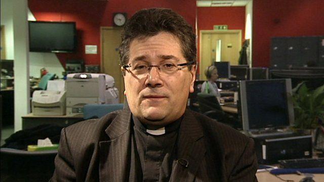 The Reverend Canon Simon Bessant