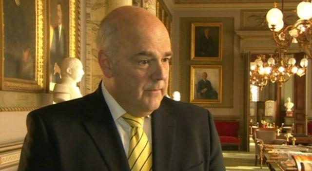 Danny Pieters, N-VA (New Flemish Alliance) politician.