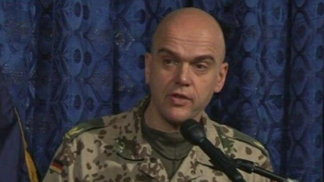 Brigadier General Gunter Katz