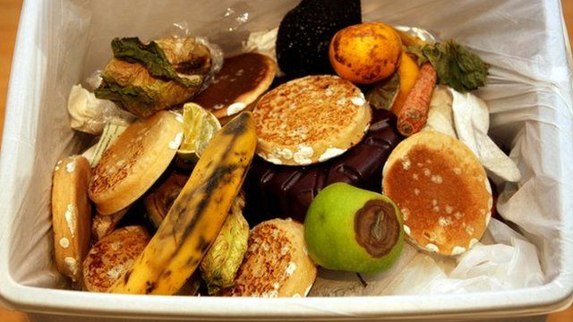 Wasted food