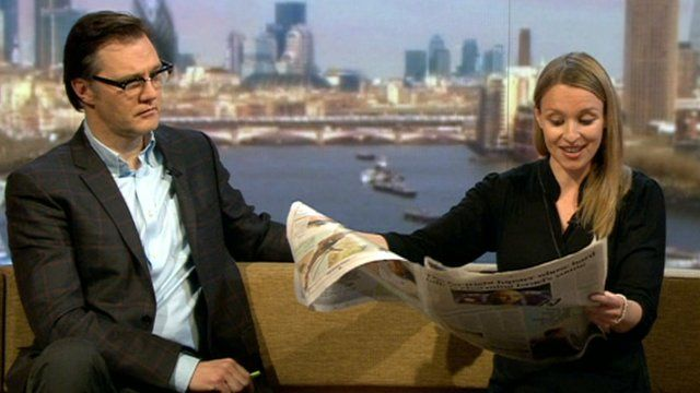 Deborah Haynes and David Morrissey review the Sunday papers