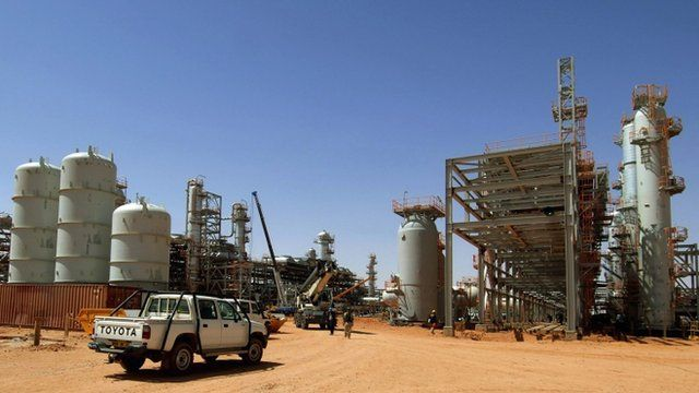 Ain Amenas gas facility