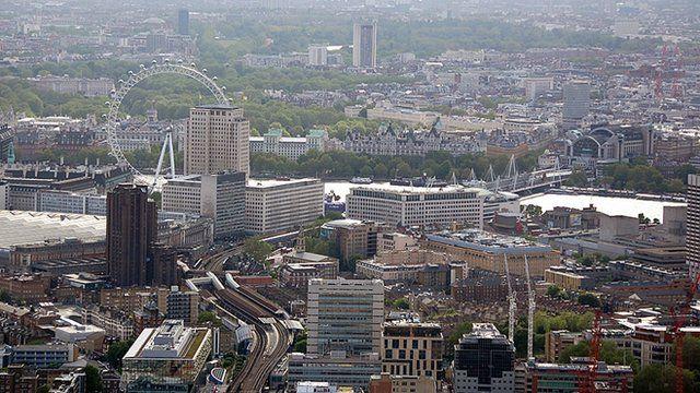 London landscape