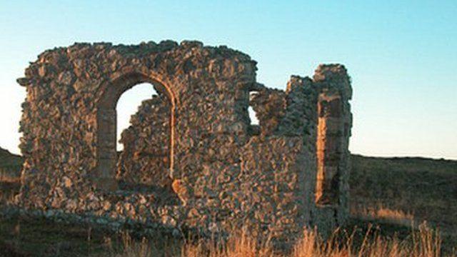 St Dwynwen's church church