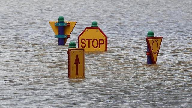 Flooding in Bundaberg, Queensland