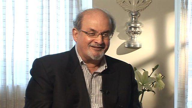 Sir Salman Rushdie