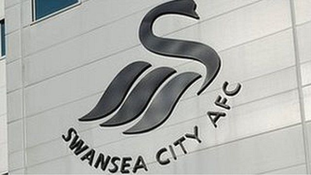 Swansea City badge