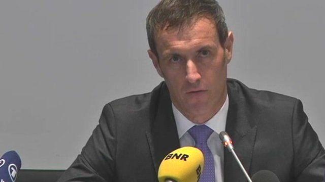 Europol head Rob Wainwright