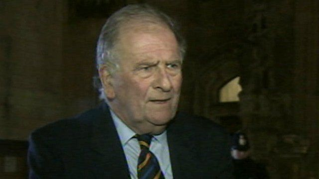Conservative MP Sir Roger Gale