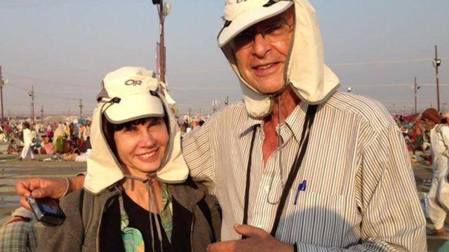 Israeli tourists