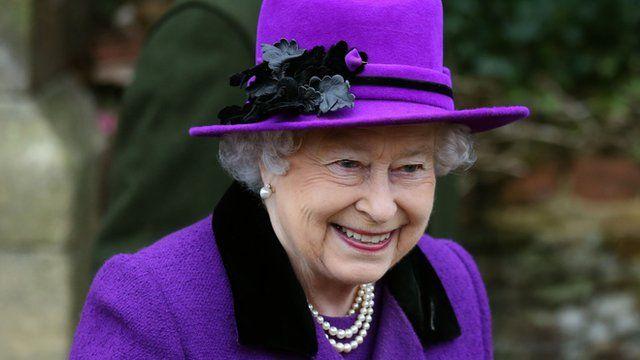 Royals attend church at Sandringham