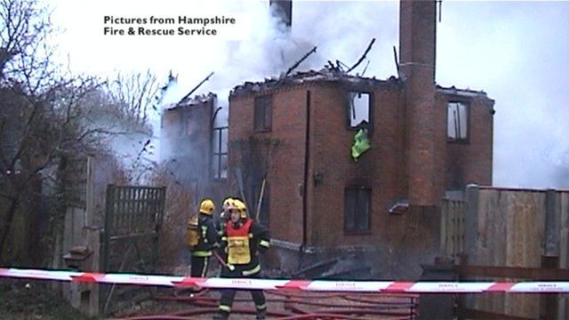 Police suspect the Stroud School fire in Romsey was started deliberately