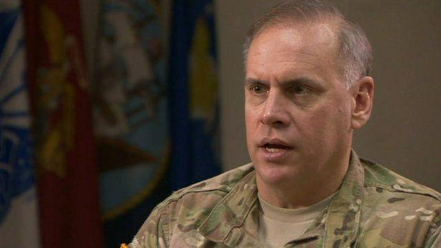 Colonel Mark Miller