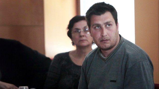 Bulgarian Deyan Deyanov, who is accused of decapitating a British woman at a shop on the Spanish holiday island of Tenerife