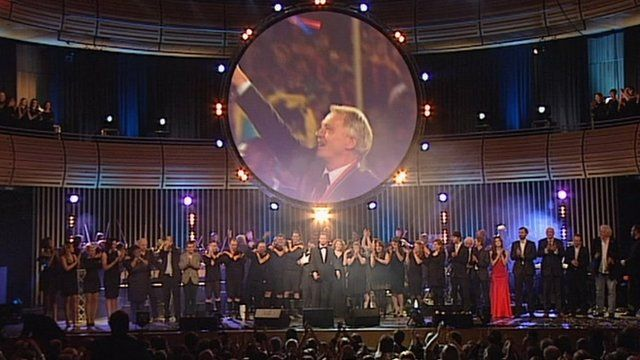 Sir Bobby Robson concert