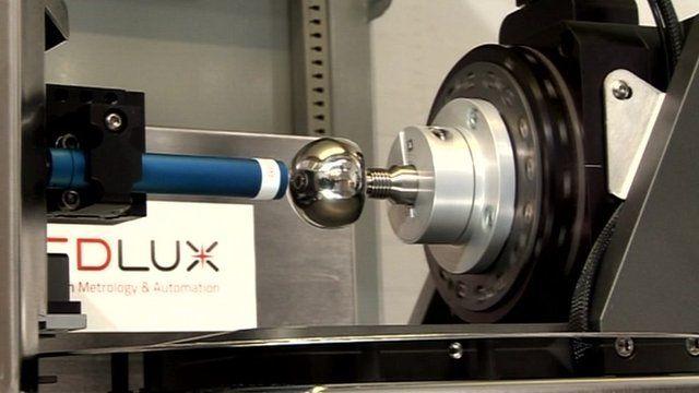 Metal joint scanning machine