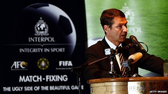 Fifa's director of security speaks at Malaysia conference