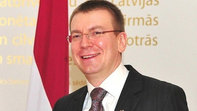 Edgars Rinkevics