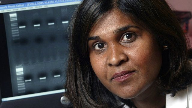 Dr Deborah Persaud, Johns Hopkins Children's Center