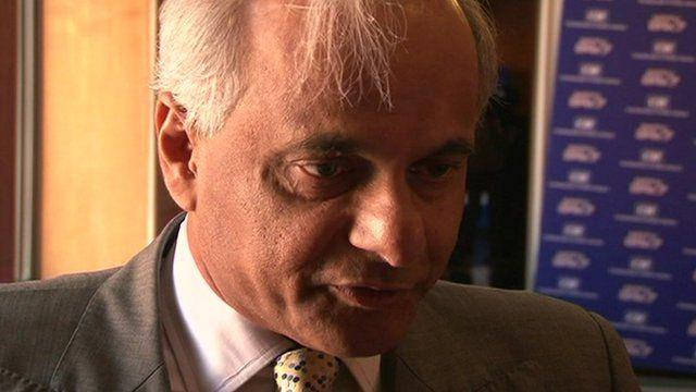 Vikram Mehta