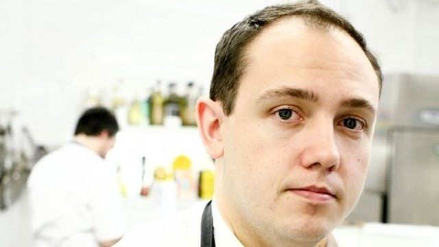 James Sommerin is the Crown's executive chef
