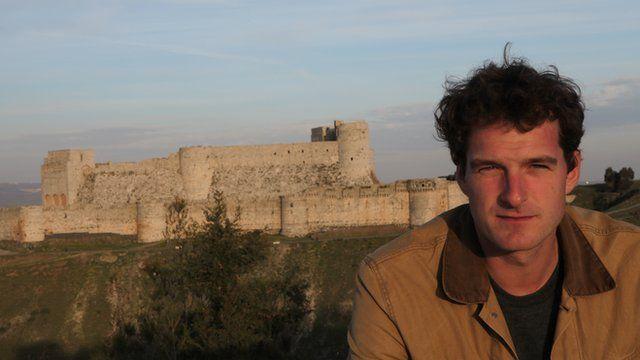 Dan Snow in Syria