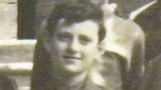 Young Gianfranco Ravasi