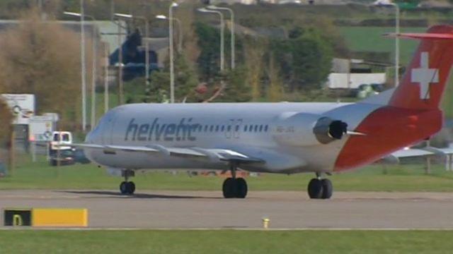 Helvetic plane