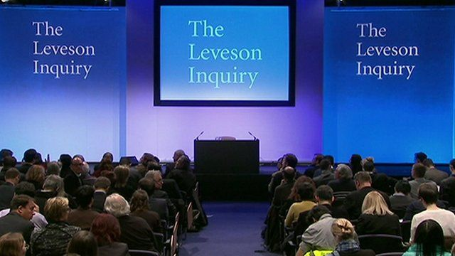 The Leveson Inquiry concludes
