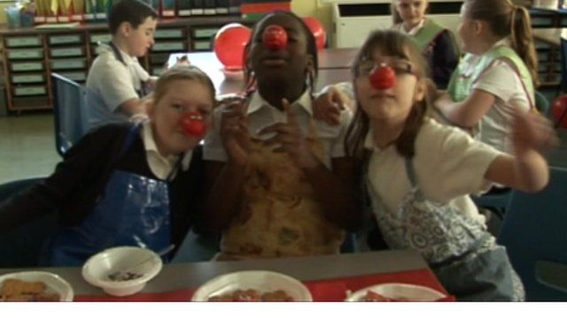 Comic Relief Fundraisers