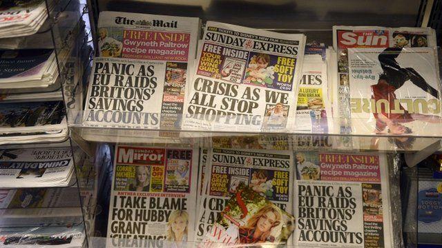 UK Newsapapers