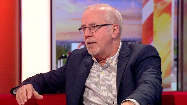 Colin Parry