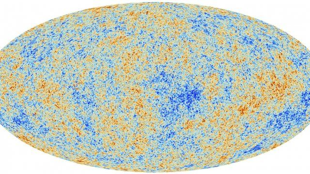 The most detailed map ever created of the cosmic microwave background