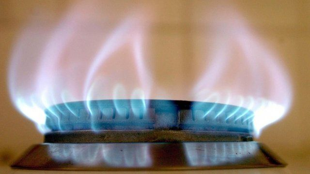 A gas ring