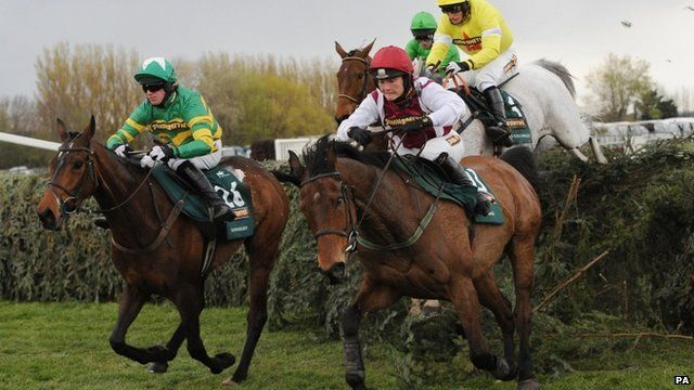 The 2012 John Smith's Grand National