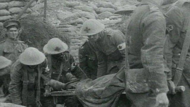 Bedfordshire Regiment soldiers