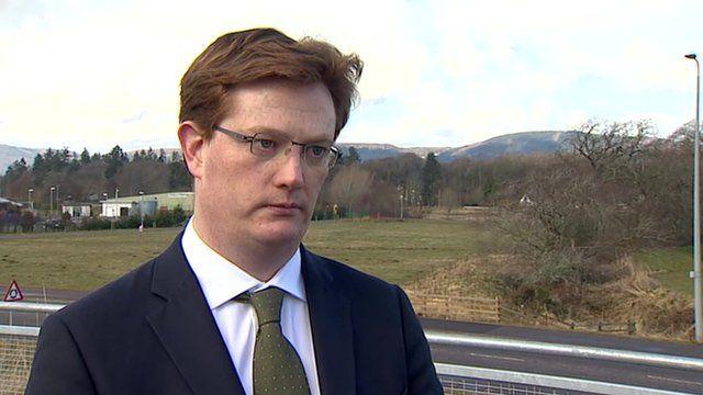 Danny Alexander MP