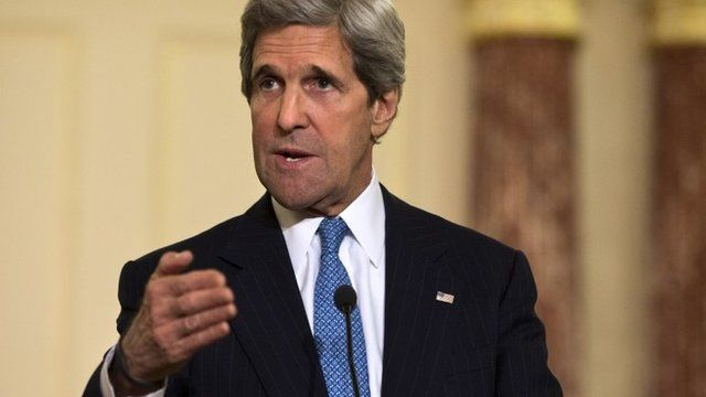 John Kerry, 2 April 2013