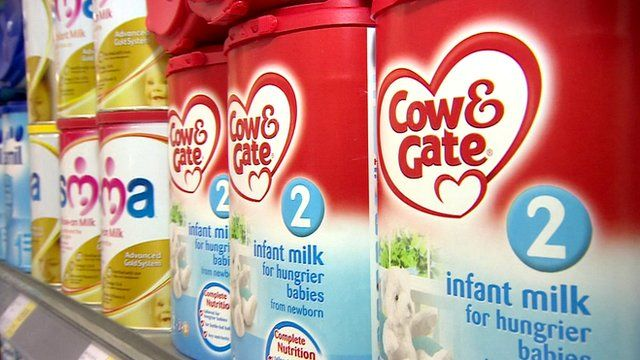 Powdered baby milk for sale